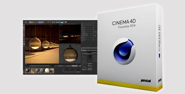 Cinema 4D Visualize